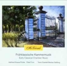 Ernst Eichner (1740-1777): Flötenkonzert C-Dur, CD