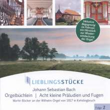 Lieblingsstücke Folge 2 - Johann Sebastian Bach, CD