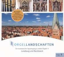 Orgellandschaften Vol.5 - Lüneburg und Bardowick, CD