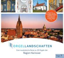 Orgellandschaften Vol.7 - Region Hannover, 2 CDs