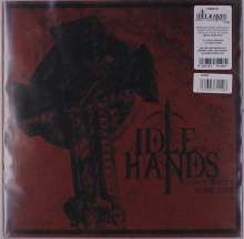 Idle Hands: Don't Waste Your Time (180g) (Red/Black Smoke Vinyl), LP