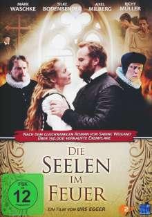 Die Seelen im Feuer, DVD