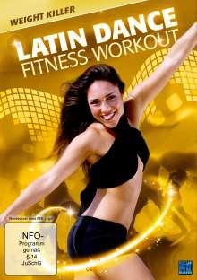 Latin Dance Fitness Workout: Weight Killer, DVD
