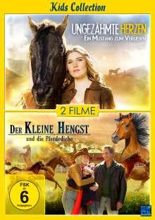 Kids Collection: Ungezähmte Herzen / Der kleine Hengst und die Pferdediebe, DVD
