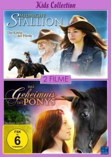 Kids Collection: Das Geheimnis des Ponys / Midnight Stallion, DVD