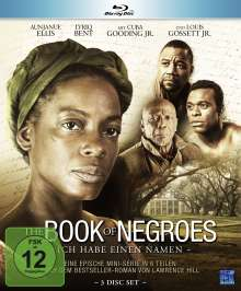 The Book of Negroes (Blu-ray), 3 Blu-ray Discs