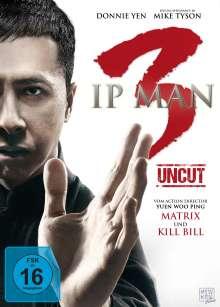 IP Man 3, DVD