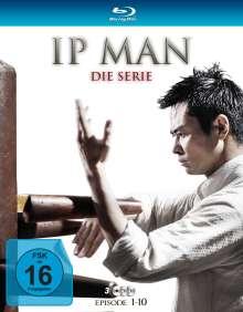 IP Man - Die Serie Staffel 1 Vol. 1 (Blu-ray), Blu-ray Disc