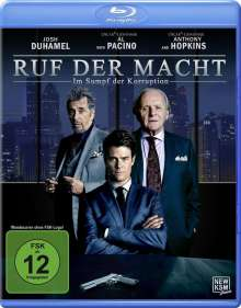 Ruf der Macht (Blu-ray), Blu-ray Disc