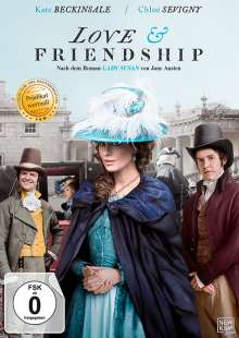 Love & Friendship (nach »Lady Susan« von Jane Austen), DVD