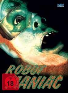Robot Maniac (Blu-ray & DVD im Mediabook), 1 Blu-ray Disc und 1 DVD