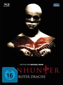 Manhunter (Blu-ray & DVD im Mediabook), 1 Blu-ray Disc und 1 DVD