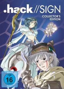 .hack//sign Vol. 1, 3 DVDs