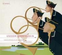 Jagdhornbläser Usedom & Freunde - Usedom Querfeldein, CD