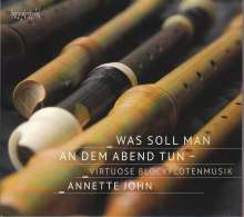 Annette John - Was soll man an dem Abend tun, CD