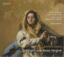 Bonifazio Graziani (1604-1674): Vespro Della Beata Vergine, CD
