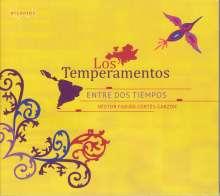Los Temperamentos - Entre Dos Tiempos, CD