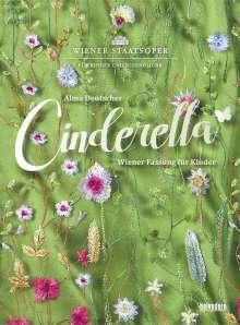 Alma Deutscher (geb. 2005): Cinderella, DVD