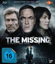 The Missing Staffel 1 (Blu-ray), 2 Blu-ray Discs