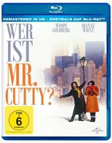 Wer ist Mr. Cutty? (Blu-ray), Blu-ray Disc