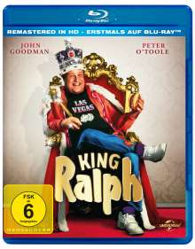 King Ralph (Blu-ray), Blu-ray Disc