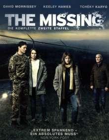 The Missing Staffel 2 (Blu-ray), 2 Blu-ray Discs