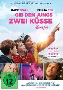 Gib den Jungs zwei Küsse, DVD