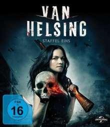 Van Helsing Staffel 1 (Blu-ray), 3 Blu-ray Discs