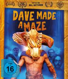 Dave made a Maze (Blu-ray), Blu-ray Disc