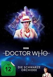 Doctor Who - Fünfter Doktor: Die schwarze Orchidee, DVD