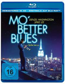 Mo' Better Blues (Blu-ray), Blu-ray Disc
