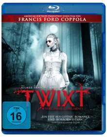 Twixt (Blu-ray), Blu-ray Disc