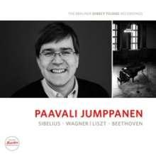 Paavali Jumppanen - Piano Recital (180g) (Direct to Disc Recording/nummerierte Auflage), LP