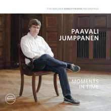 Paavali Jumppanen - Moments in Time (180g) (Direct to Disc Recording/nummerierte Auflage), LP