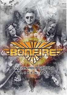 Bonfire: Live On Holy Ground - Wacken 2018, DVD