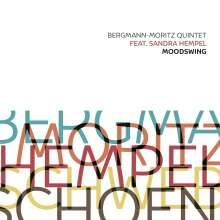 Bergmann-Moritz Quintet & Sandra Hempel: Moodswing, CD