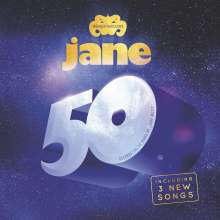 Werner Nadolnys Jane: 50, CD