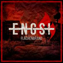 Engst: Flächenbrand (180g) (Limited Edition) (Colored Vinyl), LP