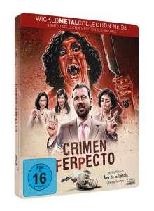 Crimen Ferpecto (Blu-ray im FuturePak), Blu-ray Disc
