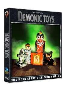 Demonic Toys (Blu-ray), Blu-ray Disc