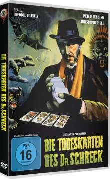 Die Todeskarten des Dr. Schreck, DVD