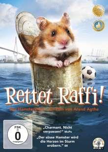 Rettet Raffi! - Der Hamsterkrimi, DVD