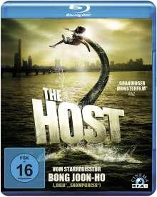 The Host (Blu-ray), Blu-ray Disc