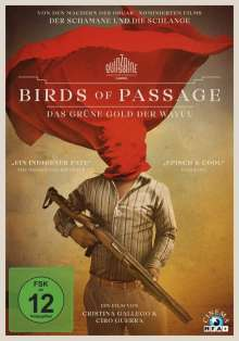Birds of Passage - Das grüne Gold der Wayuu, DVD