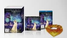 Andrea Berg: Seelenbeben-Tour Edition (Live) (Limitierte Fanbox), 2 CDs, 1 Blu-ray Disc und 1 Merchandise