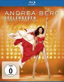 Andrea Berg: Seelenbeben (Heimspiel Edition Live), Blu-ray Disc