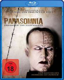 Parasomnia (Blu-ray), Blu-ray Disc