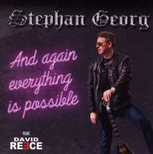 Stephan Georg: And Again Everything is Possible, CD