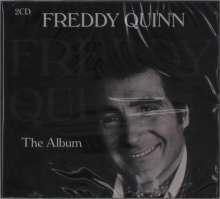 Freddy Quinn: The Album, 2 CDs