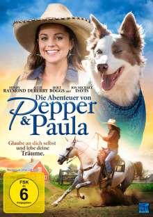Die Abenteuer von Pepper und Paula, DVD